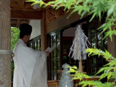 平成21年 夏越の大祓