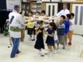 子供神輿 練習風景