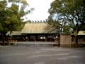 熱田神宮 拝殿(外玉垣御門)