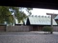 熱田神宮(拝殿脇から御垣内を望む)