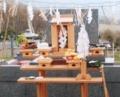 奥都城地鎮祭の神饌