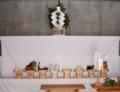 神輿殿竣工祭の神饌