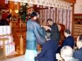 春季例祭(総代幣帛献幣)