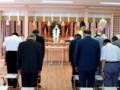 祖霊殿竣工祭
