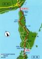 神戸淡路鳴門自動車道 路線図