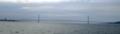 明石海峡大橋 全景