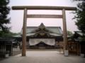 靖國神社 拝殿