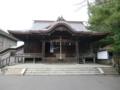 亀田八幡宮 拝殿
