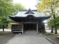 亀田八幡宮 神輿殿(旧拝殿)