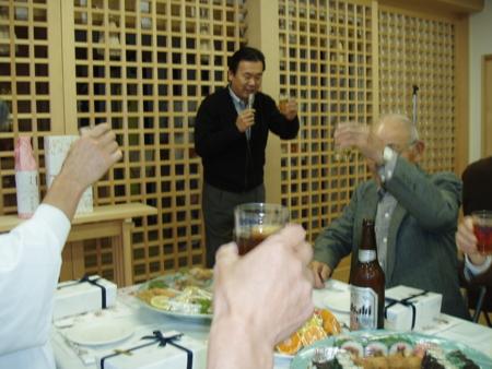 平成22年 渡御関係者反省会