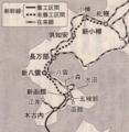 北海道新幹線 路線図