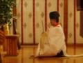 平成23年元旦 宮司による御祈祷