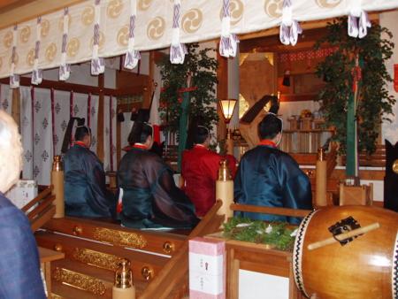 平成23年 春季例祭・震災復興祈願祭