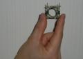 茅輪の模型