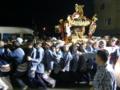 平成23年 江別神社神輿渡御