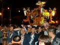 平成23年 花畔神社神輿渡御