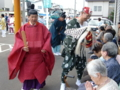平成23年 新川皇大神社 神輿渡御