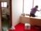 平成23年 神力會による煤払い(社務所廊下とトイレ)