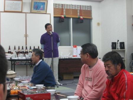 新川皇大神社 忘年会