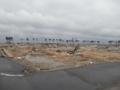 大震災から9カ月後の仙台 荒浜地区(かつて住宅が並んでいた場所)