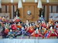 神社に納められた各種人形