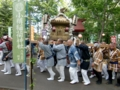 平成24年 小樽稲荷神社 神輿渡御