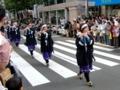 平成24年 北海道神宮 神幸行列(維新勤皇隊)