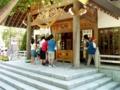 西野小5年生 26人訪問