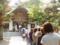 平成24年 夏越大祓式(茅の輪をくぐる)