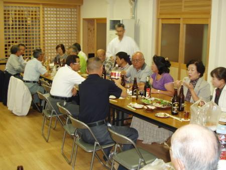 平成24年7月 合同会議懇親会