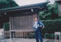 日本本土縦断ツーリング(伊勢・外宮前)