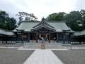 終戦記念日の札幌護国神社