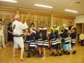 平成24年 子供神輿練習