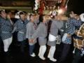 平成24年 江別神社神輿渡御