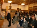 西野神社神力會二十周年奉告祭