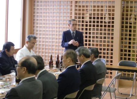 平成24年 新嘗祭(直会)