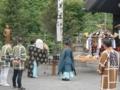 平成25年 龍宮神社神輿渡御