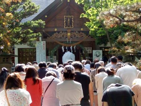 平成25年 夏越の大祓