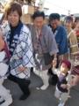 平成25年7月 熊碓神社神輿渡御