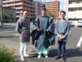平成25年7月 豊平神社神輿渡御