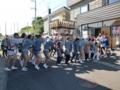 平成25年7月 厚田神社神輿渡御