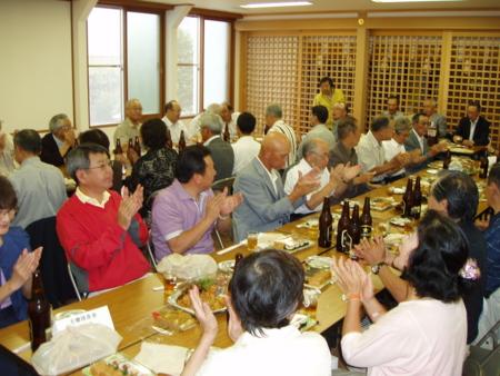 平成25年7月 合同会議(懇親会)