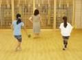 豊栄舞の練習