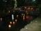 鴨々川の灯篭流し
