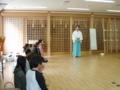 平成25年9月 禊祓行事(所作説明・練習)