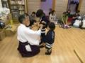 平成25年9月 子供神輿練習