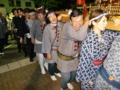 平成25年9月 江別神社神輿渡御