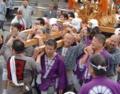 平成25年 西野神社神輿渡御(ニッコー商会前)
