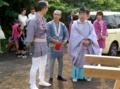 豊足神社 神輿渡御