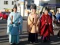 空知神社 神輿渡御
